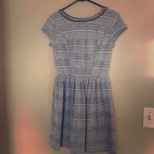 Xhilaration Neckline dress (semi-formal)